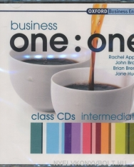 Business one:one Intermediate Class Audio CDs (2)