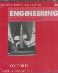 Oxford English for Carreers - Engineering 1 Class Audio CD