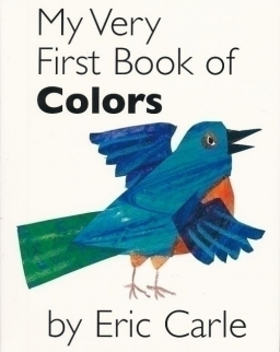 My Very First Book of Colors Board Book