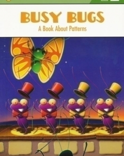 Busy Bugs: A Book About Patterns - Puffin Young Readers - Level 2