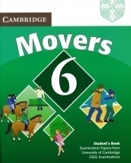 Cambridge Young Learners English Tests Movers 6 Student Book