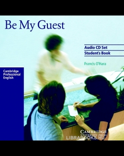 Be My Guest Audio CD Set