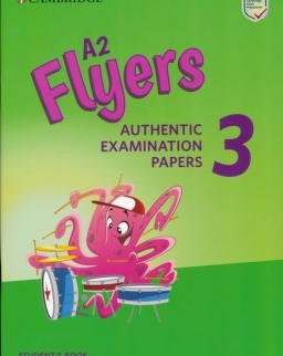 Cambridge English Flyers 3 Student's Book for Revised Exam 2018