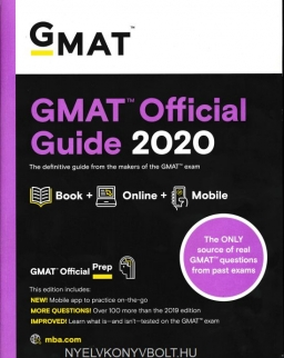 GMAT Official Guide 2020 - Book + Online Question Bank