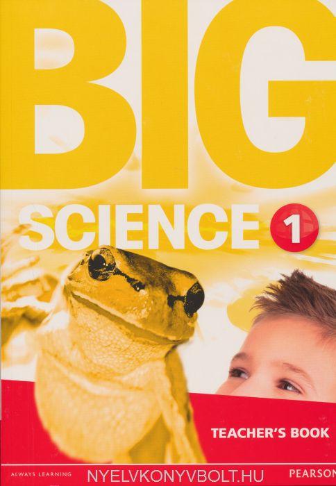 Big Science 1 Teacher' Book