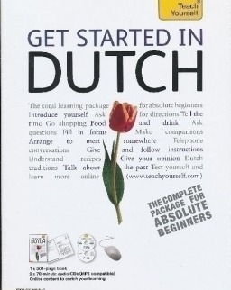 Teach Yourself - Get Started in Dutch from Beginner to Level 3 Book & Double CD Pack