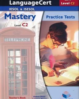 Succeed in LanguageCert C2 - Mastery Practice Tests Teacher's book
