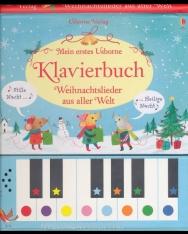 Mein erstes Usborne-Klavierbuch - Weihnachtslieder aus aller Welt