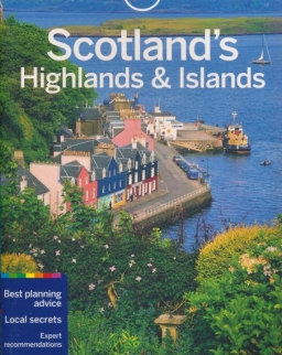 Lonely Planet - Scotland's Highlands & Islands Travel Guide (4th Edition)