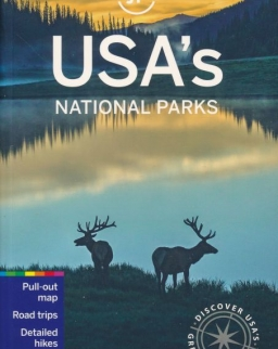 Lonely Planet - USA's National Parks Travel Guide (2nd Edition)