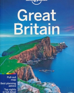 Lonely Planet - Great Britain Travel Guide (13th Edition)