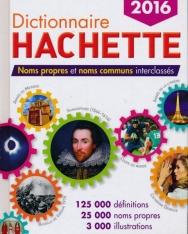Dictionnaire Hachette Édition 2016