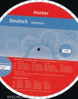 Wheel - Deutsch - Adjektive