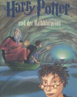 J. K. Rowling: Harry Potter und der Halbblutprinz (Harry Potter 6 - német nyelven)