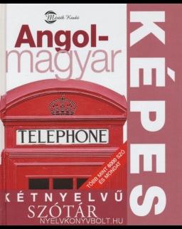 Angol-Magyar képes kétnyelvű szótár