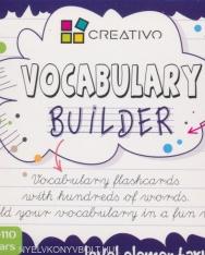 Vocabulary Builder - Level Elementary - Flashcards