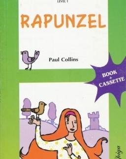 Rapunzel + Audio CD - La Spiga Start Readers Level A1