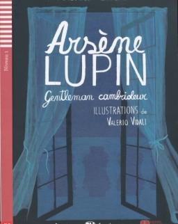 Arsene Lupin - Gentleman cambrioleur -  Lectures ELI Juniors Niveau 1