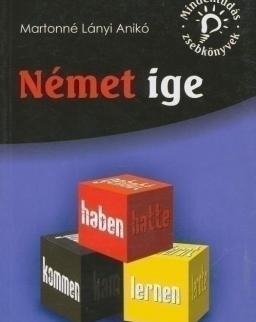 Német ige - Mindentudás zsebkönyvek (MX-241)