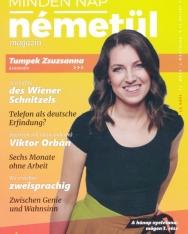 Minden Nap Németül magazin 2021. július