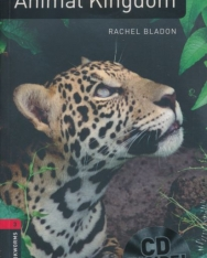 Animal Kingdom with Audio CD Factfiles - Oxford Bookworms Library Level 3