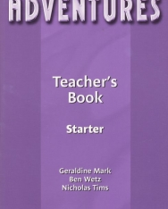 Adventures Starter Teacher's Book