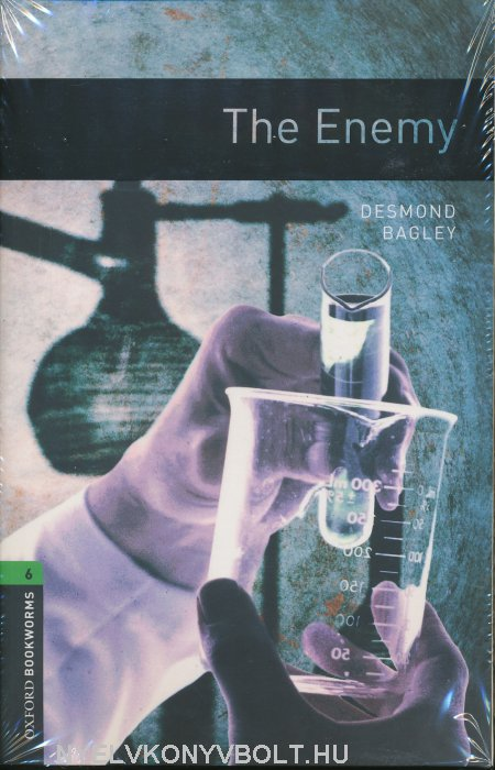 The Enemy with Audio CD - Oxford Bookworms Library Level 6