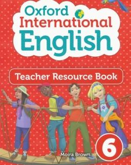 Oxford International English Level 6 Teacher Resource Book with CD-ROM