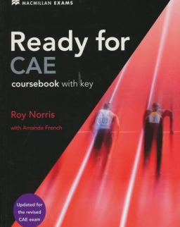 Ready for CAE 2008 Coursebook with Key