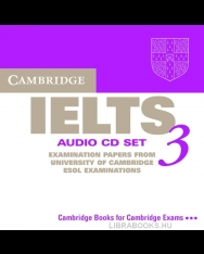 Cambridge IELTS 3 Official Examination Past Papers Audio CDs (2)