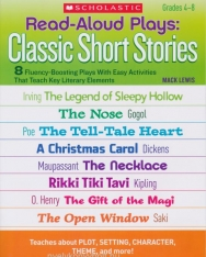 Read-Aloud Plays - Classic Short Stories - 8 Fluency-Boosting Plays With Easy Activities That Teach Key Literary Elements