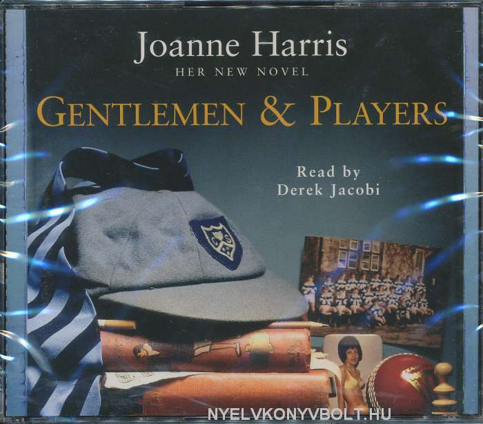 Joanne Harris: Gentlemen and Players Abridged Audio Book (6 CDs)