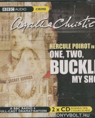 Agatha Christie: One, Two, Buckle My Shoe - Audio Book CD