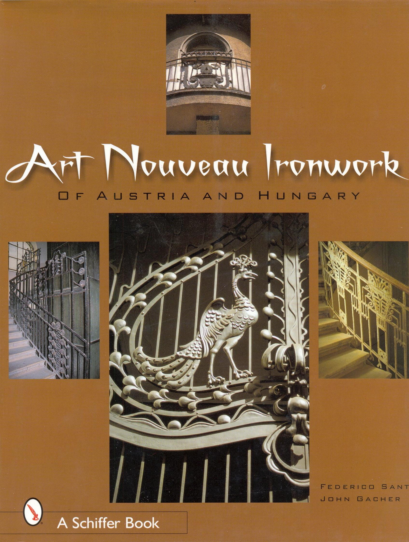 Art Nouveau ironwork in Hungary and Austria