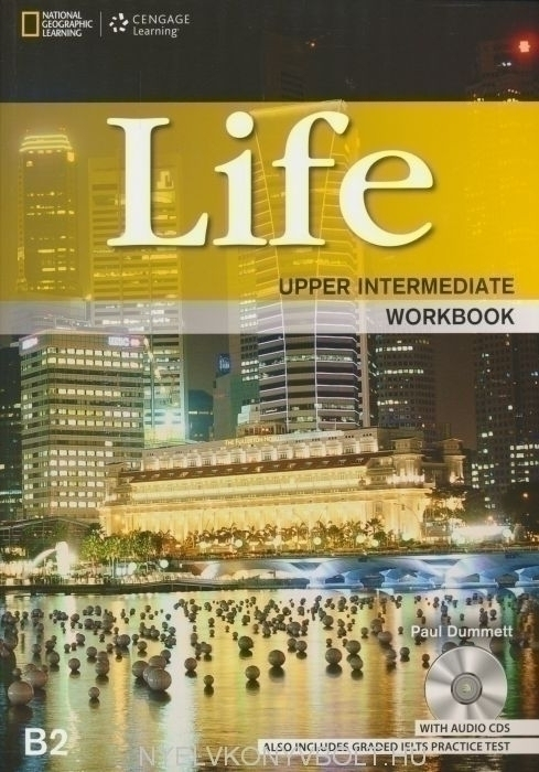 LIFE Upper-intermediate Workbook with audio CDs (2)