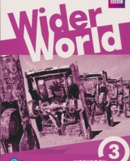 Wider World 3 Workbook with Online Homework Pack
