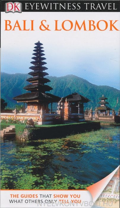 DK Eyewitness Travel Guide - Bali & Lombok