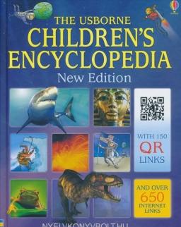 The Usborne Children's Encyclopedia New Edition