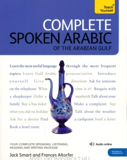 Teach Yourself - Complete Spoken Arabic Book with Audio Online
