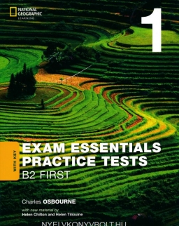 Exam Essentials Practice Tests-Cambridge English: First (FCE) 1 with Key and Online Materials
