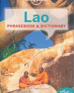 Lao Phrasebook & Dictionary 4th edition - Lonely Planet