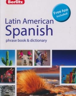 Berlitz Latin American Spanish Phrasebook & Dictionary - Free App included