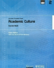 TASK: University Foundation Study Module 2: Academic Culture Course Book