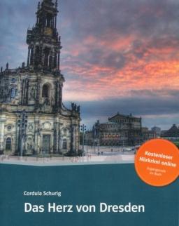 Das Herz von Dresden mit Annotationen und Audio-Download  - Klett Tatort Daf Hörkrimi