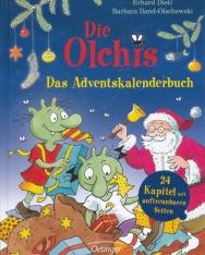 Die Olchis - Das Adventskalenderbuch