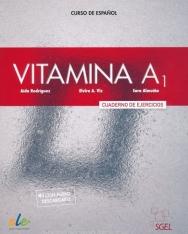 Vitamina A1 cuaderno de ejercicios + licencia digital