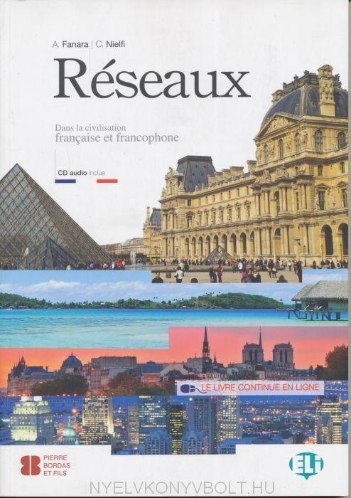 Réseaux avec CD - Dans la civilisation française et francophone