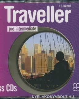 Traveller Pre-Intermediate Class Audio CDs (2)