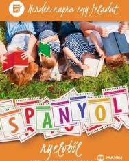 Minden napra egy feladat spanyol nyelvből (MX-1280)