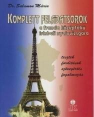 Komplett feladatsorok a francia középfokú írásbeli nyelvvizsgára